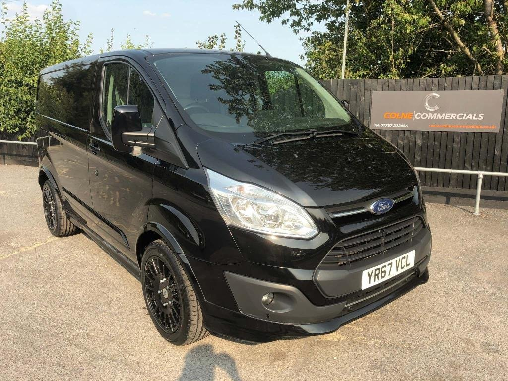 USED 2017 67 FORD TRANSIT CUSTOM 2.0 TDCi 270 Limited L1 H1 5dr *EURO 6**SPORT STYLE BODYKIT*