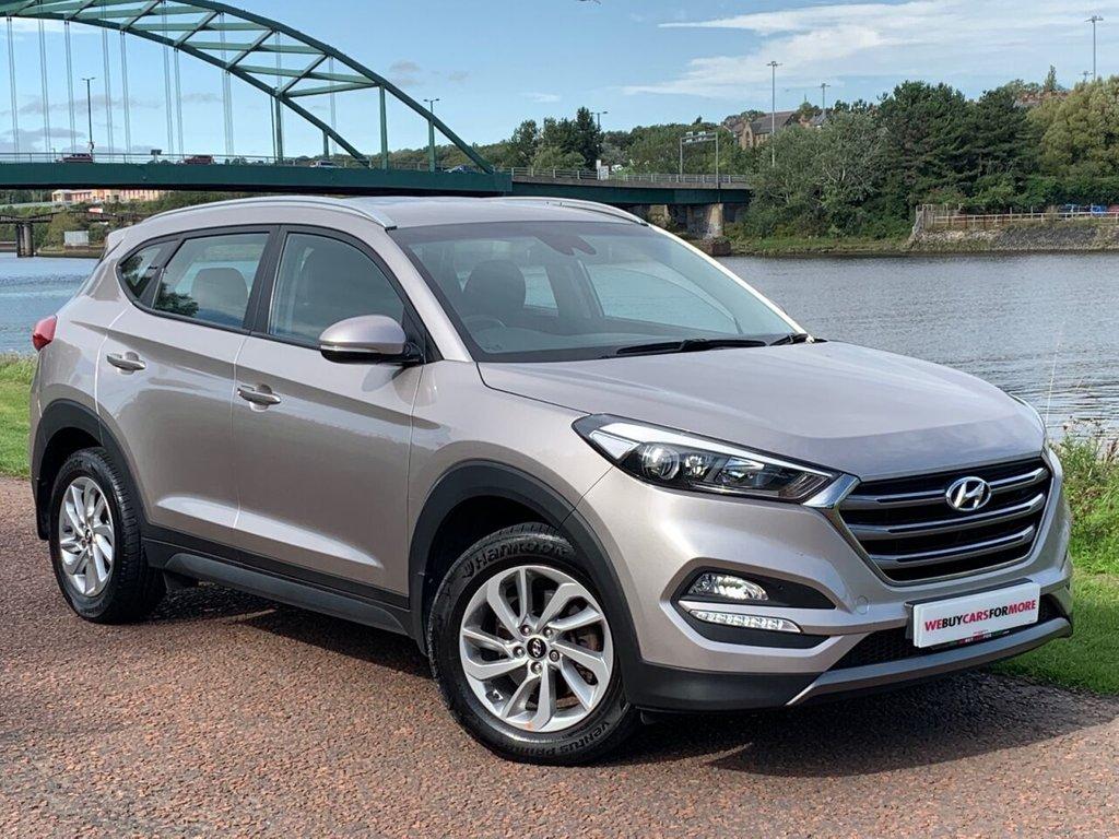 2015 Hyundai Tucson Crdi Se Nav Blue Drive 9 999