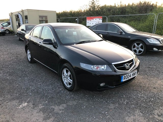 2004 04 HONDA ACCORD 2.0 EXECUTIVE VTEC 4d 155 BHP