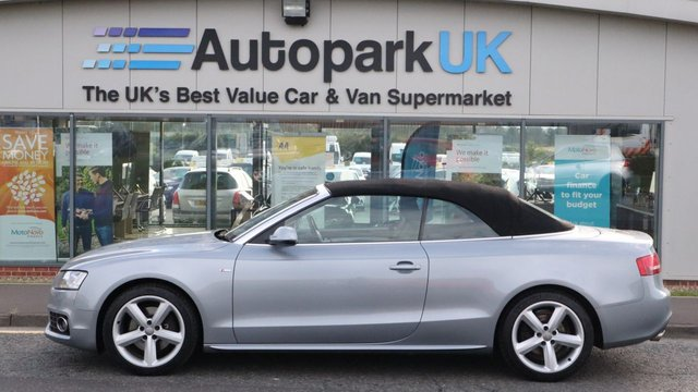 USED 2010 10 AUDI A5 3.0 TDI QUATTRO S LINE 2d 240 BHP LOW DEPOSIT OR NO DEPOSIT FINANCE AVAILABLE . COMES USABILITY INSPECTED WITH 30 DAYS USABILITY WARRANTY + LOW COST 12 MONTHS ESSENTIALS WARRANTY AVAILABLE FOR ONLY £199 .  WE'RE ALWAYS DRIVING DOWN PRICES .