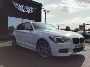 2013 BMW 1 SERIES 3.0 M135I 5d 316 BHP £16495.00