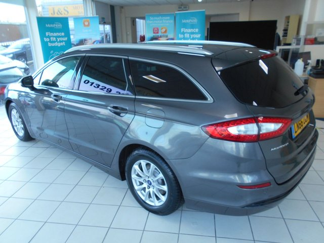 USED 2016 66 FORD MONDEO 2.0 TITANIUM  X PACK ECONETIC TDCI 5d 148 BHP  FULL FORD SERVICE HISTORY