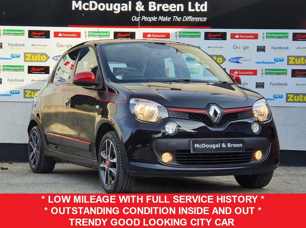 USED 2015 65 RENAULT TWINGO 0.9 DYNAMIQUE S ENERGY TCE S/S 5d 90 BHP