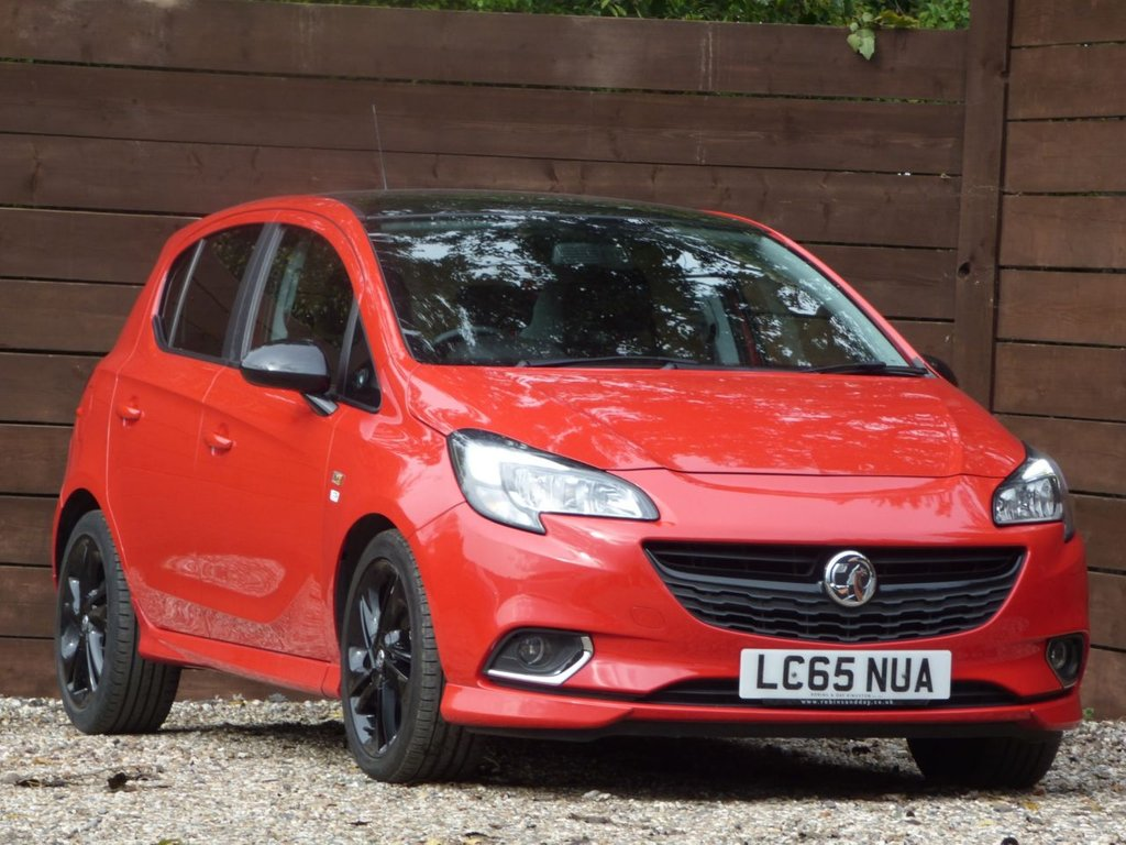 USED 2015 65 VAUXHALL CORSA 1.4 LIMITED EDITION 5d 89 BHP *** £30 ROAD TAX ***