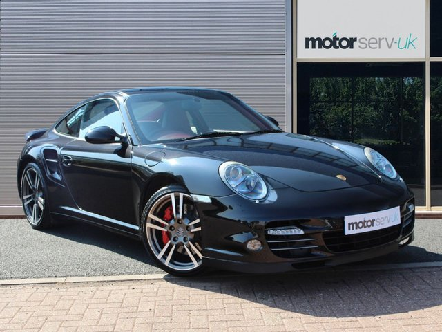 USED 2010 59 PORSCHE 911 3.8 TURBO PDK 3d 500 BHP