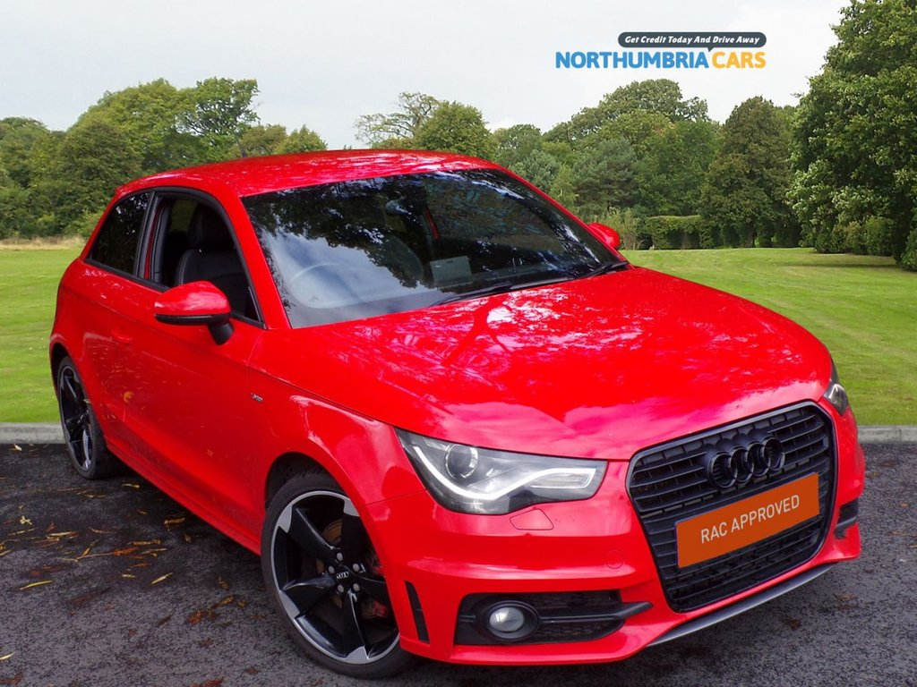 USED 2012 12 AUDI A1 2.0 TDI BLACK EDITION 3d 143 BHP Black Styling Pack - Diesel Performance and Efficiency