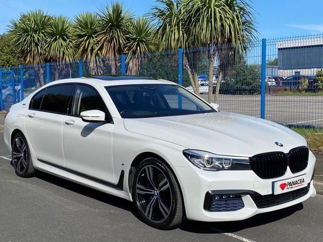 2017 67 BMW 7 SERIES 2.0 740LE XDRIVE M SPORT 4d 255 BHP