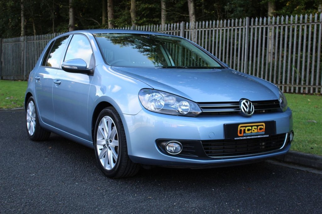 USED 2011 61 VOLKSWAGEN GOLF 2.0 GT TDI 5d 138 BHP A LOW MILEAGE EXAMPLE WITH LOW OWNERS AND COMPREHENSIVE SERVICE HISTORY!!!