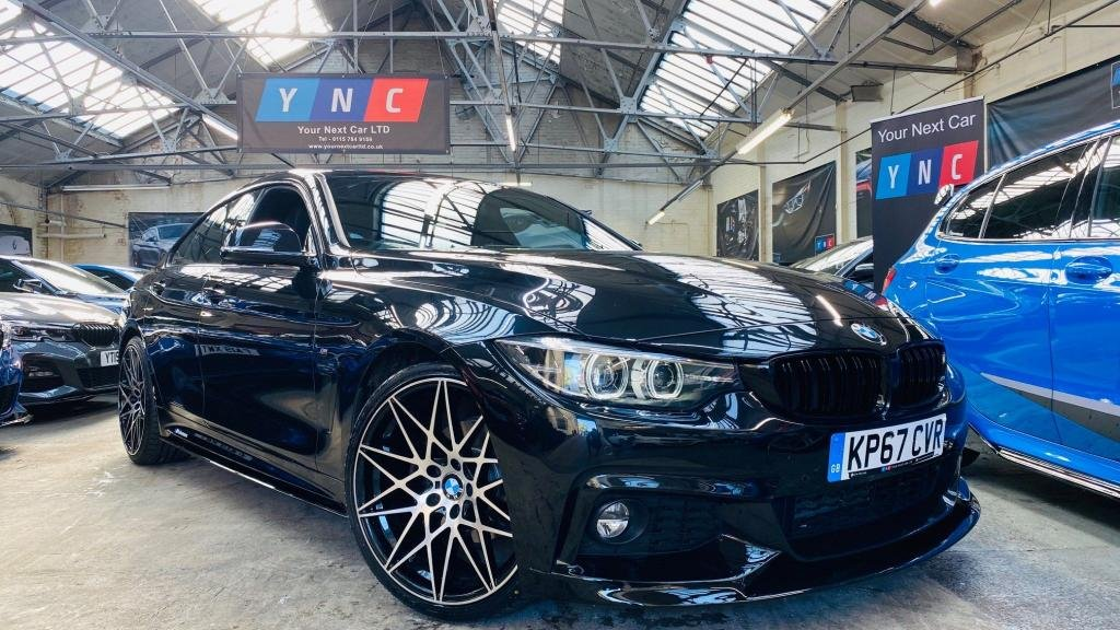 USED 2017 67 BMW 4 SERIES 2.0 420d M Sport Gran Coupe (s/s) 5dr PERFORMANCEKIT+FACELIFT+FDSH