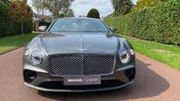 USED 2020 BENTLEY CONTINENTAL 6.0 W12 GT Auto 4WD 2dr VAT Q + MASSIVE SPEC+ TV