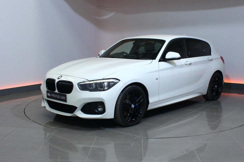 USED 2019 19 BMW 1 SERIES 2.0 120i GPF M Sport Shadow Edition Sports Hatch Auto (s/s) 5dr NAVIGATION - CRUISE CONTROL