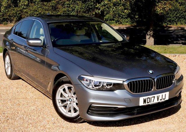 2017 17 BMW 5 SERIES 2.0 520D SE 4d 188 BHP AUTOMATIC