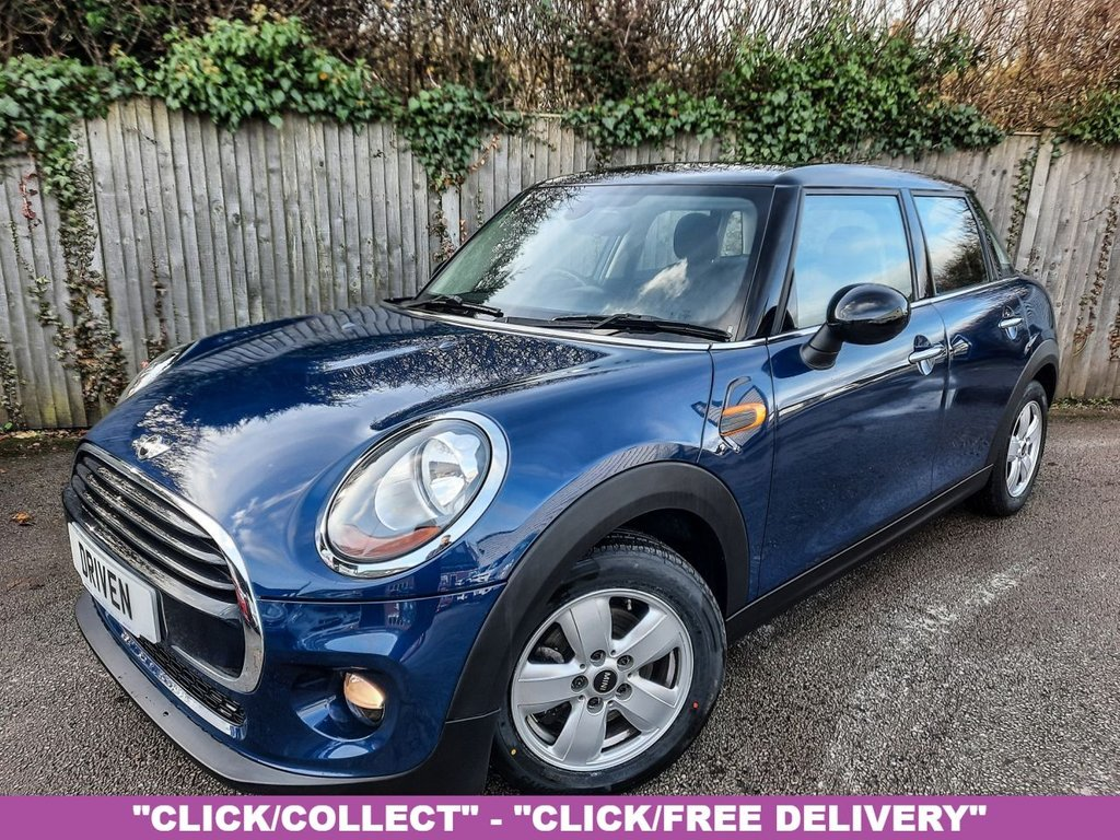 USED 2016 66 MINI HATCH COOPER 1.5 COOPER 5d 134 BHP