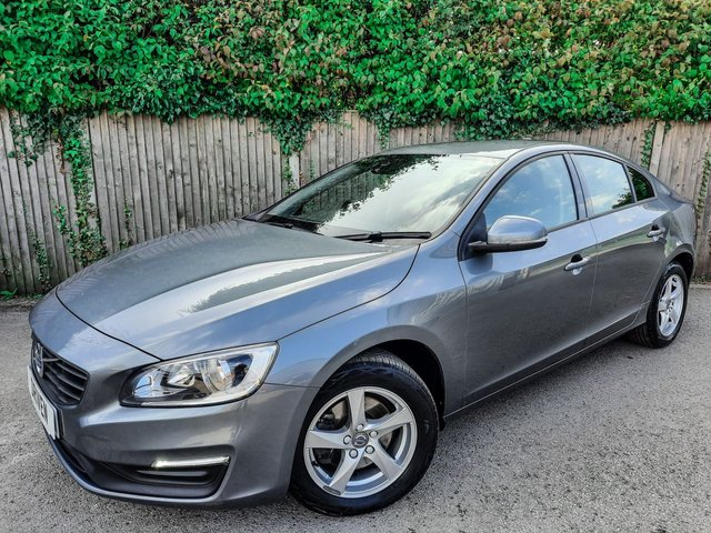 2017 17 VOLVO S60 2.0 D4 BUSINESS EDITION 4d 188 BHP