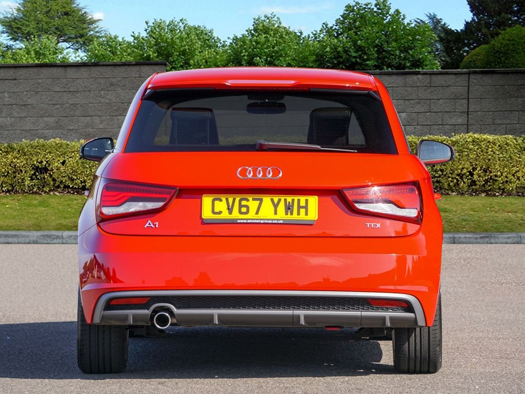USED 2017 67 AUDI A1 1.6 TDI S LINE 3dr S-Tronic Auto Heated Seats - Cruise Control FULL Audi SERVICE HISTORY