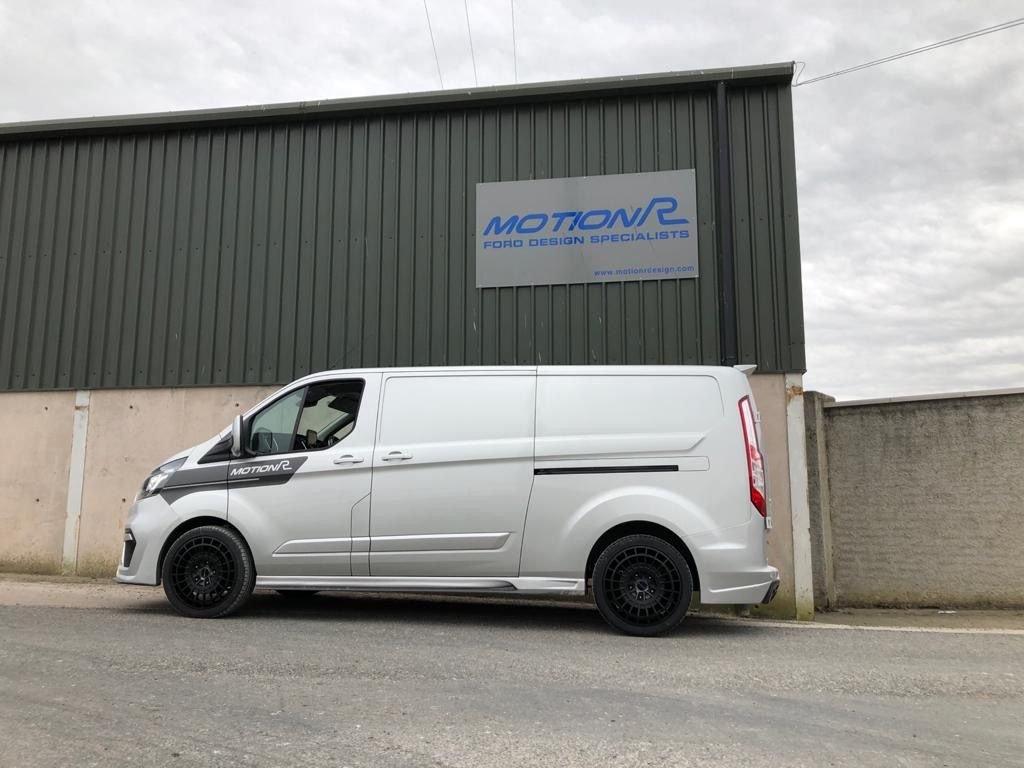 USED 2021 70 FORD TRANSIT CUSTOM 320 L2 H1 2.0 130 BHP Panel Van
