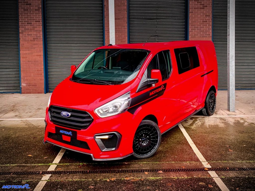 USED 2021 70 FORD TRANSIT CUSTOM 320 L1 H1 2.0 185 BHP DCIV