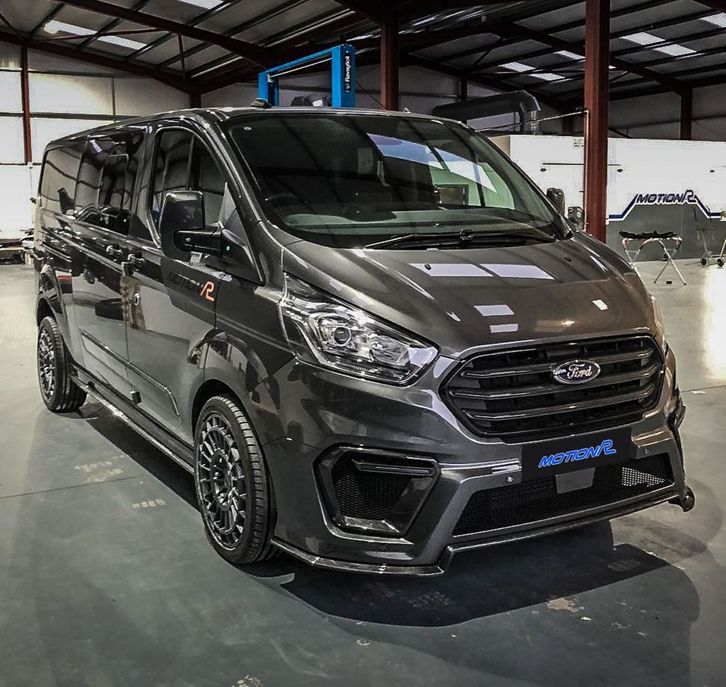 USED 2021 70 FORD TRANSIT CUSTOM 320 L2 H1 2.0 185 BHP DCIV