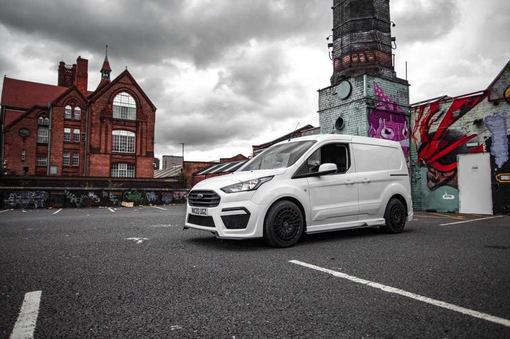 USED 2021 21 FORD TRANSIT CONNECT 200 L1 H1 1.5 120PS AUTOMATIC