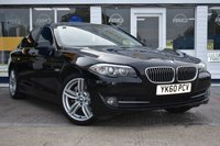 USED 2010 60 BMW 5 SERIES 3.0 530D SE 4d AUTO 242 BHP AVAILABLE FOR ONLY £190 PER MONTH WITH £0 DEPOSIT