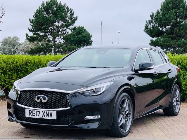 USED 2017 17 INFINITI Q30 2.1 SPORT INTOUCH 5d 168 BHP