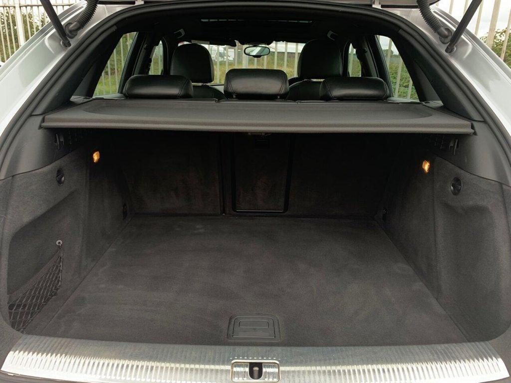 USED 2012 12 AUDI Q3 2.0 TDI QUATTRO SE 5d 175 BHP