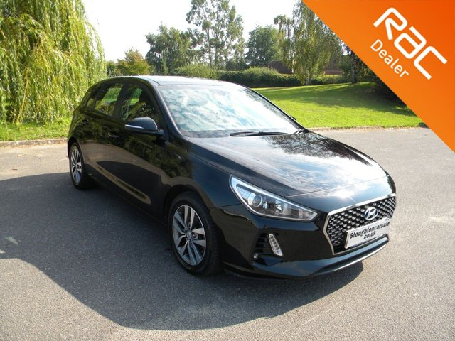 USED 2017 17 HYUNDAI I30 1.0 T-GDI SE 5d 118 BHP BY APPOINTMENT ONLY - Still Under Hyundai Warranty, Reversing Camera, Bluetooth, Alloy Wheels, Cruise Control, DAB
