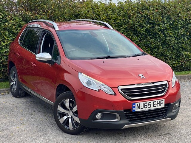 USED 2015 65 PEUGEOT 2008 1.6 BLUE HDI S/S ALLURE 5d 120 BHP GREAT VALUE FOR MONEY FAMILY CAR