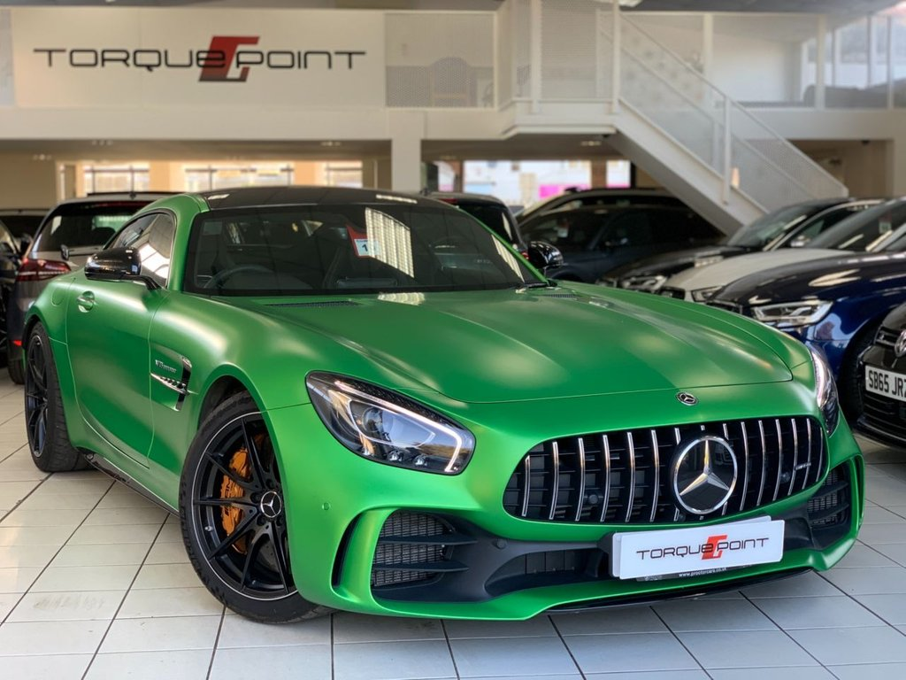 View our MERCEDES-BENZ GT