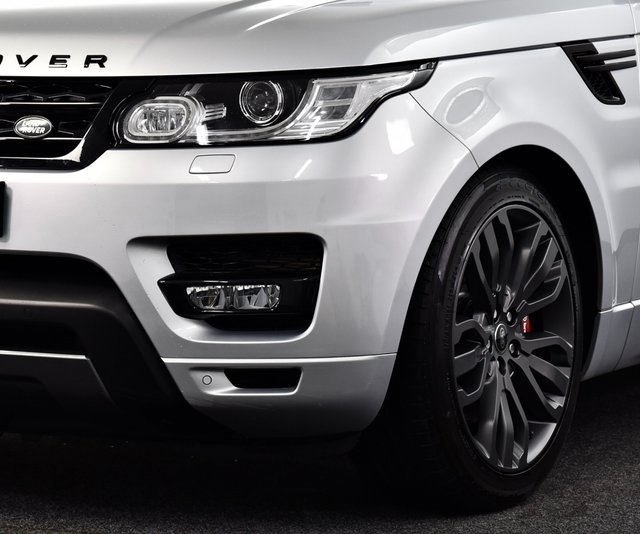 USED 2017 67 LAND ROVER RANGE ROVER SPORT 3.0 SD V6 HSE Dynamic Auto 4WD (s/s) 5dr £5k Extra's, Pan Roof, 1 Owner