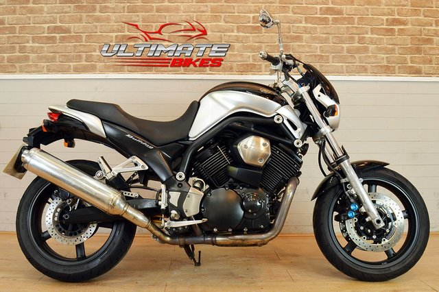 USED 2007 57 YAMAHA BT 1100 BULLDOG  - FREE DELIVERY AVAILABLE