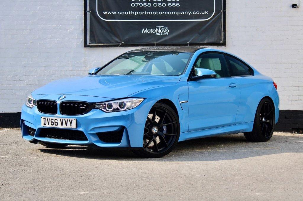 USED 2016 H BMW M4 3.0 M4 2d 426 BHP