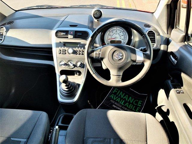 USED 2012 61 SUZUKI SPLASH 1.0 SZ3 5d 68 BHP