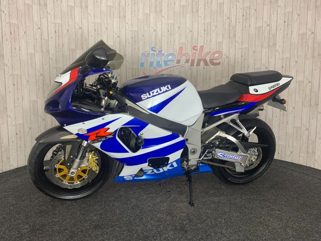 SUZUKI GSXR750 at Rite Bike