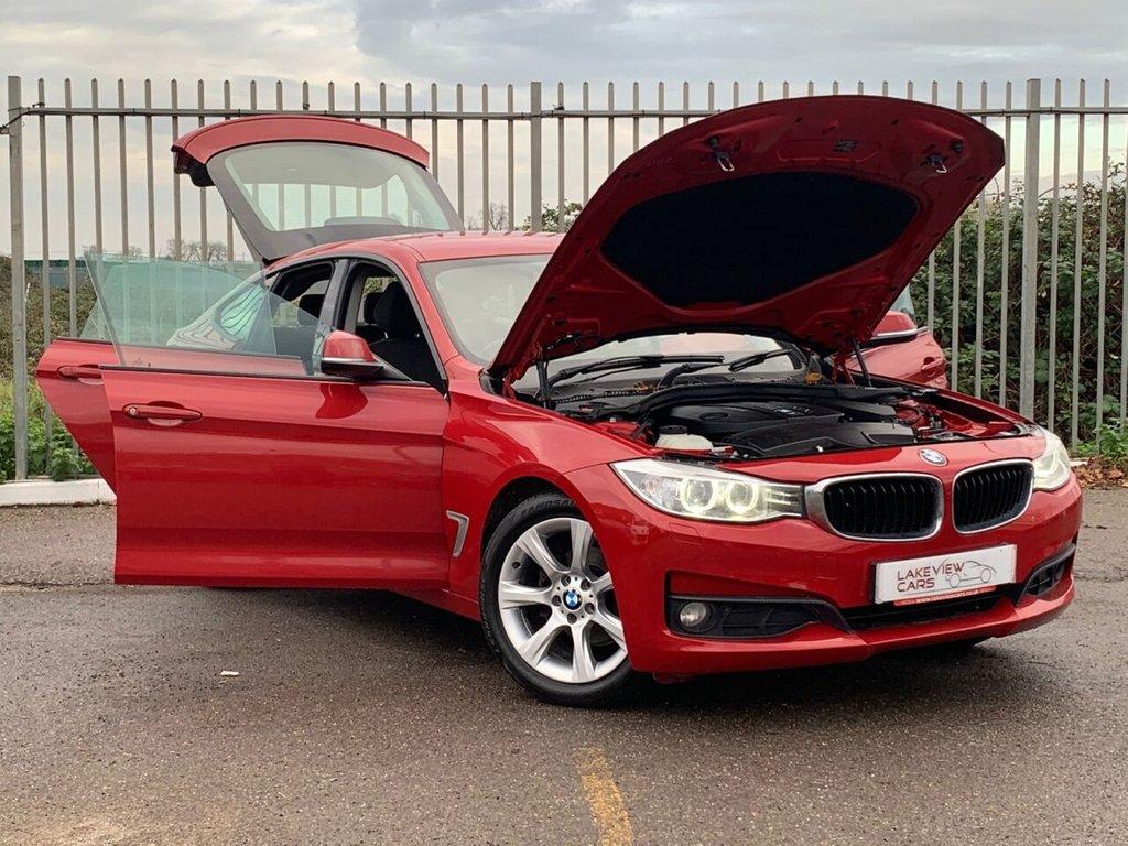 USED 2013 63 BMW 3 SERIES 2.0 318D SE GRAN TURISMO 5d 141 BHP