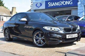 2016 BMW M2 3.0 M240I 2d 335 BHP £21999.00