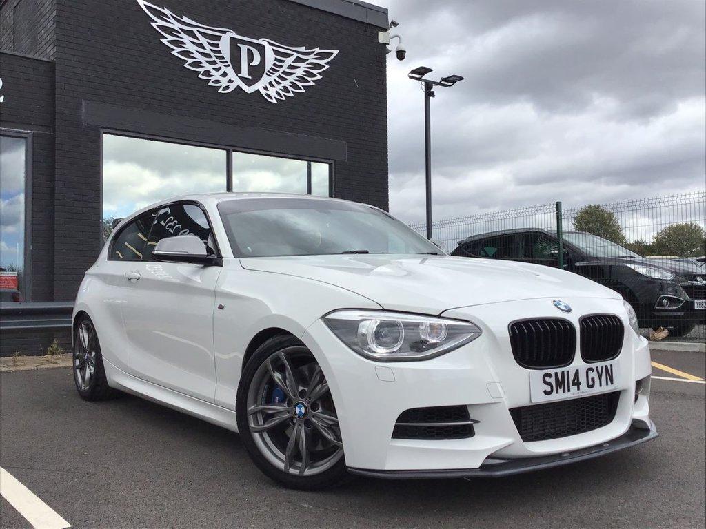 USED 2014 14 BMW 1 SERIES 3.0 M135I 3d 316 BHP ZERO DEPOSIT FINANCE AVAILABLE