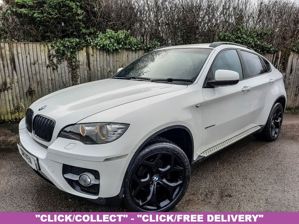 USED 2012 12 BMW X6 3.0 XDRIVE30D 4d 241 BHP