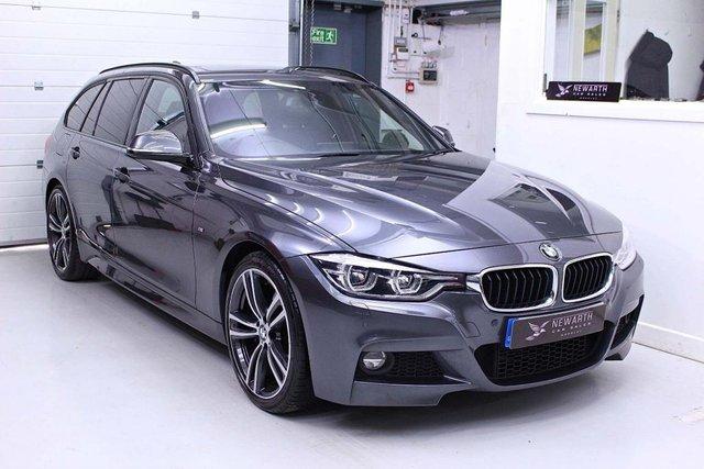 2017 17 BMW 3 SERIES 2.0 320d M Sport Touring Auto (s/s) 5dr