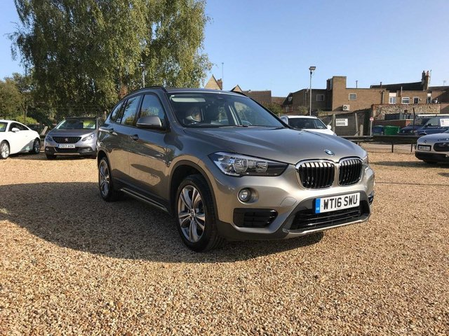 USED 2016 16 BMW X1 2.0 18d Sport xDrive (s/s) 5dr Sat Nav, Pan Roof & Leather