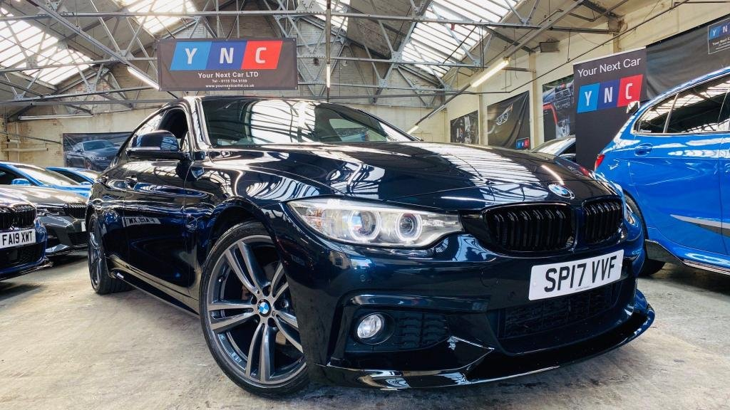 USED 2017 17 BMW 4 SERIES 2.0 420d M Sport Gran Coupe (s/s) 5dr PERFORMANCEKIT+19S+8SPEED