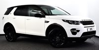 USED 2018 18 LAND ROVER DISCOVERY SPORT 2.0 TD4 HSE Black Auto 4WD (s/s) 5dr 7 Seat Pan Roof, Black Pack, Meridian