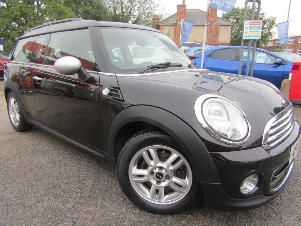 USED 2013 13 MINI CLUBMAN clubman Service history ** New MOT & service ** Low miles ** Test drive today ** Warranty included ** 12 Mths AA Breakdown cover ** Buy locally value checked ** Click & collect or Click & deliver **  Check our feedback **