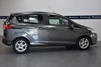 USED 2017 17 FORD B-MAX 1.6 ZETEC 5d 105 BHP (AIR CON - ALLOYS - LOW MILES)