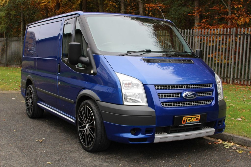 USED 2013 13 FORD TRANSIT Low Roof Van Sport TDCi 140ps A GENUINE TRANSIT SPORT WITH NO VAT TO BE ADDED AND A COMPREHENSIVE SERVICE HISTORY!!!