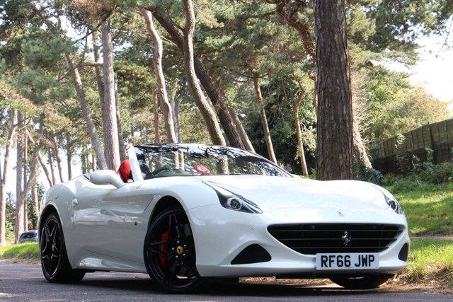 View our FERRARI CALIFORNIA T