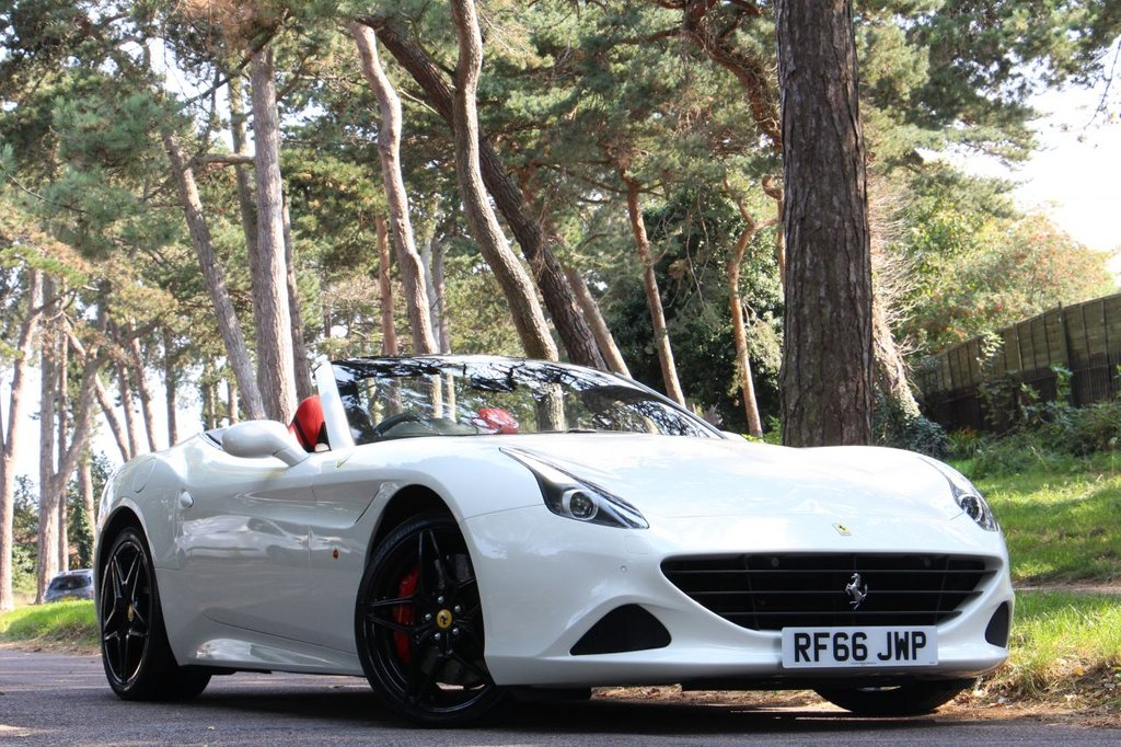 USED 2016 66 FERRARI CALIFORNIA T 560 BHP