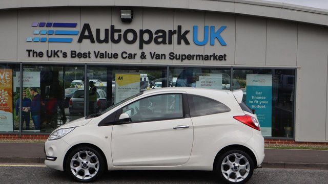 USED 2011 61 FORD KA 1.2 TITANIUM 3d 69 BHP LOW DEPOSIT OR NO DEPOSIT FINANCE AVAILABLE . COMES USABILITY INSPECTED WITH 30 DAYS USABILITY WARRANTY + LOW COST 12 MONTHS ESSENTIALS WARRANTY AVAILABLE FOR ONLY £199 .  WE'RE ALWAYS DRIVING DOWN PRICES .