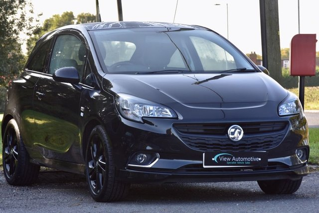 2016 Y VAUXHALL CORSA 1.4 LIMITED EDITION 3d 89 BHP