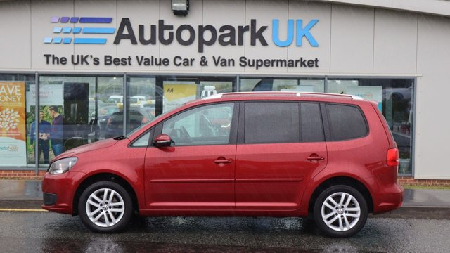 USED 2014 14 VOLKSWAGEN TOURAN 1.6 SE TDI BLUEMOTION TECHNOLOGY 5d 103 BHP LOW DEPOSIT OR NO DEPOSIT FINANCE AVAILABLE . COMES USABILITY INSPECTED WITH 30 USABILITY WARRANTY + LOW COST 12 MONTHS ESSENTIALS WARRANTY AVAILABLE FOR ONLY DAYS £199 .  WE'RE ALWAYS DRIVING DOWN PRICES .